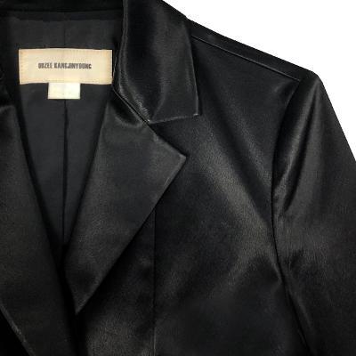 tailored collar jacket